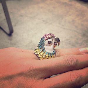 Ring - Parrot Head Ring